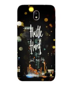 Hustle Hard Samsung Galaxy J7 Pro Mobile Cover