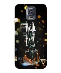Hustle Hard Samsung Galaxy S5 Mobile Cover