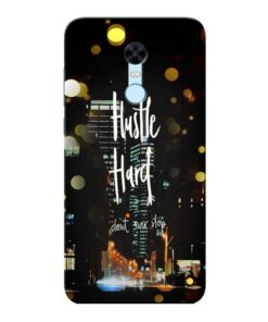 Hustle Hard Xiaomi Redmi Note 5 Mobile Cover