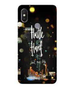 Hustle Hard Xiaomi Redmi Y2 Mobile Cover
