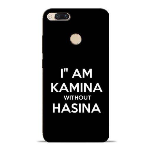 I Am Kamina Mi A1 Mobile Cover