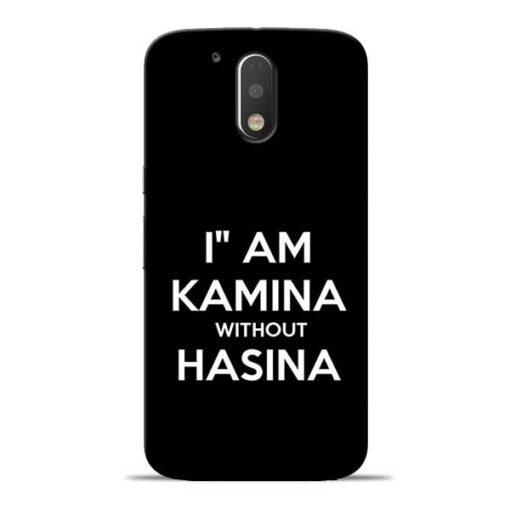I Am Kamina Moto G4 Mobile Cover