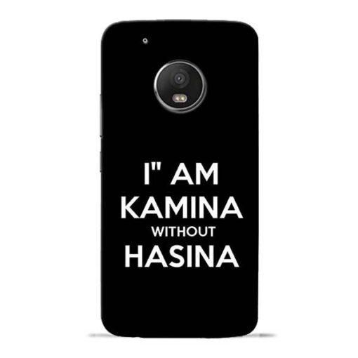 I Am Kamina Moto G5 Plus Mobile Cover