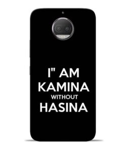 I Am Kamina Moto G5s Plus Mobile Cover
