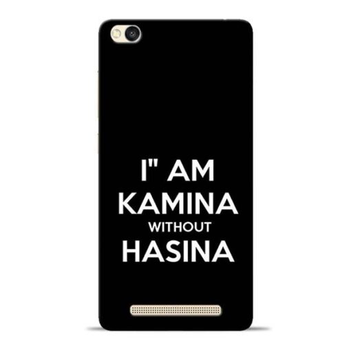 I Am Kamina Redmi 3s Mobile Cover
