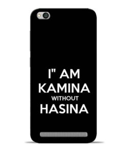 I Am Kamina Redmi 5A Mobile Cover
