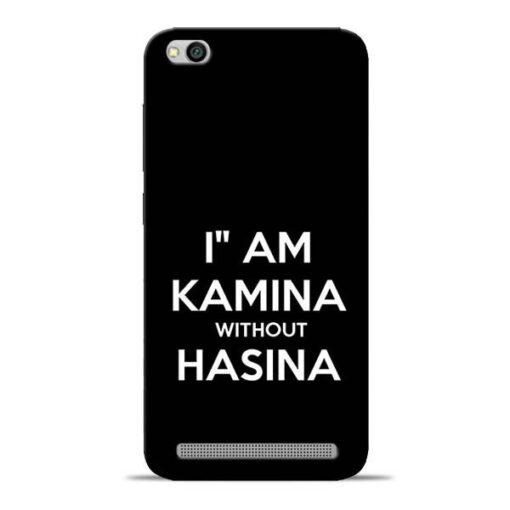 I Am Kamina Redmi 5A Mobile Cover