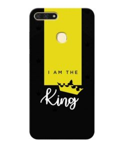 I am King Honor 7A Mobile Cover