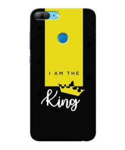 I am King Honor 9 Lite Mobile Cover