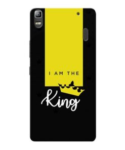 I am King Lenovo K3 Note Mobile Cover