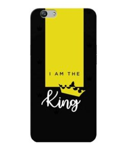 I am King Oppo F1s Mobile Cover