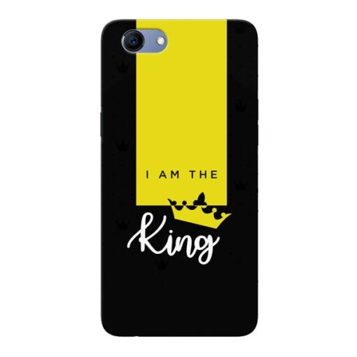I am King Oppo Realme 1 Mobile Cover