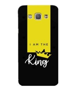 I am King Samsung Galaxy A8 2015 Mobile Cover