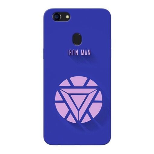 IronMan Oppo F5 Mobile Cover