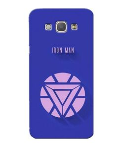 IronMan Samsung Galaxy A8 2015 Mobile Cover