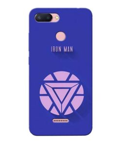 IronMan Xiaomi Redmi 6 Mobile Cover