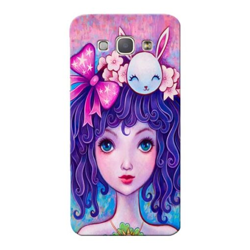 Jeremiah Samsung Galaxy A8 2015 Mobile Cover