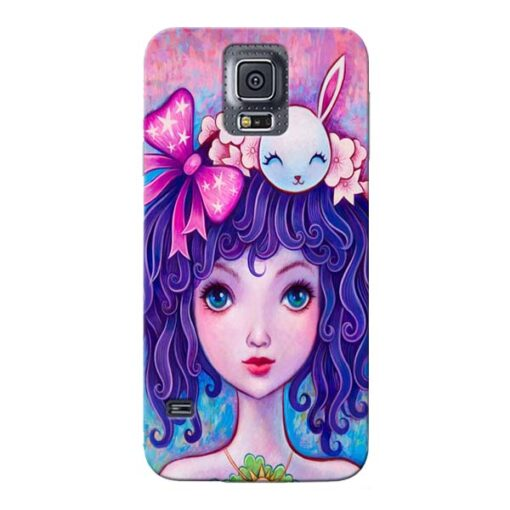 Jeremiah Samsung Galaxy S5 Mobile Cover