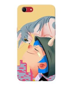 Julio Cesar Oppo A83 Mobile Cover