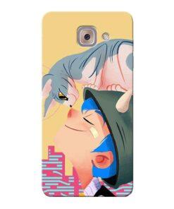 Julio Cesar Samsung Galaxy J7 Max Mobile Cover