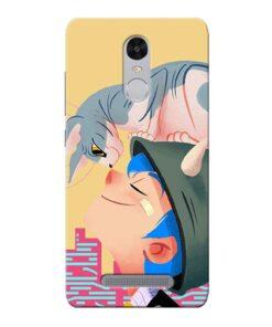 Julio Cesar Xiaomi Redmi Note 3 Mobile Cover