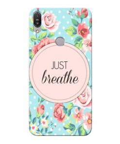 Just Breathe Asus Zenfone Max Pro M1 Mobile Cover
