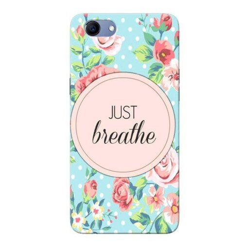 Just Breathe Oppo Realme 1 Mobile Cover