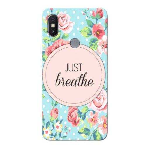 Just Breathe Xiaomi Redmi S2 Mobile Cover