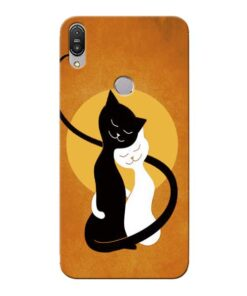 Kitty Cat Asus Zenfone Max Pro M1 Mobile Cover