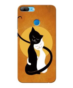 Kitty Cat Honor 9 Lite Mobile Cover