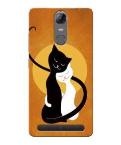 Kitty Cat Lenovo Vibe K5 Note Mobile Cover