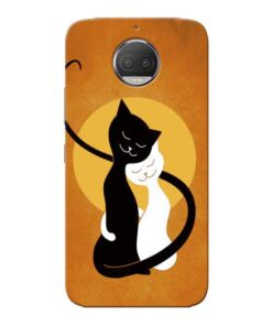 Kitty Cat Moto G5s Plus Mobile Cover