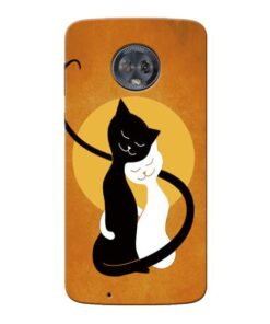 Kitty Cat Moto G6 Mobile Cover