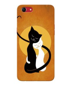 Kitty Cat Oppo A83 Mobile Cover