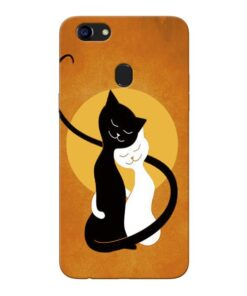 Kitty Cat Oppo F5 Mobile Cover