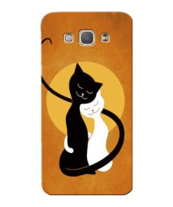 Kitty Cat Samsung Galaxy A8 2015 Mobile Cover