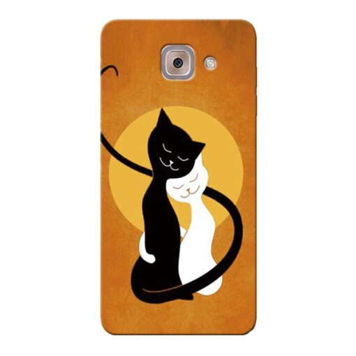 Kitty Cat Samsung Galaxy J7 Max Mobile Cover