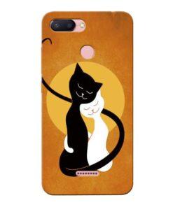 Kitty Cat Xiaomi Redmi 6 Mobile Cover
