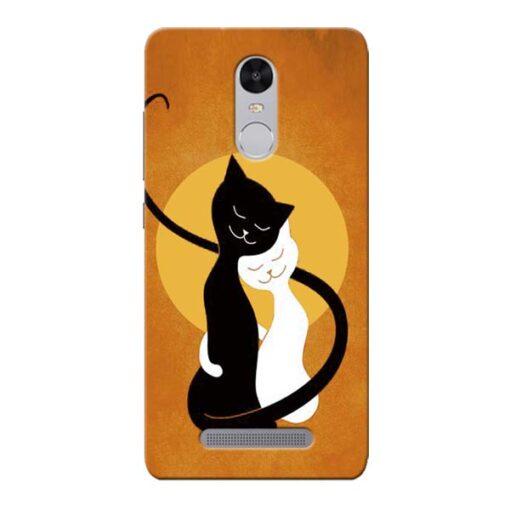Kitty Cat Xiaomi Redmi Note 3 Mobile Cover