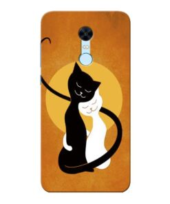 Kitty Cat Xiaomi Redmi Note 5 Mobile Cover