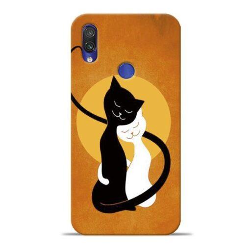 Kitty Cat Xiaomi Redmi Note 7 Mobile Cover