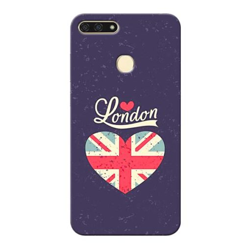 London Honor 7A Mobile Cover