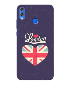 London Honor 8X Mobile Cover
