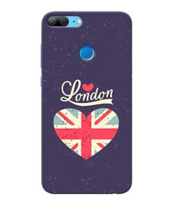 London Honor 9 Lite Mobile Cover