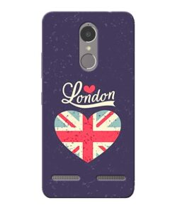 London Lenovo K6 Power Mobile Cover