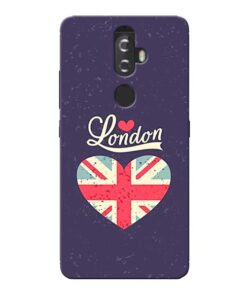 London Lenovo K8 Plus Mobile Cover