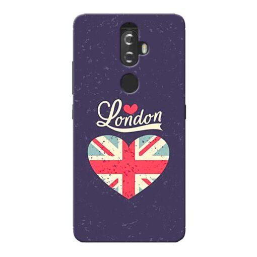 London Lenovo K8 Plus Mobile Cover