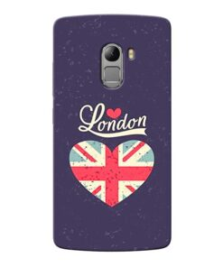 London Lenovo Vibe K4 Note Mobile Cover