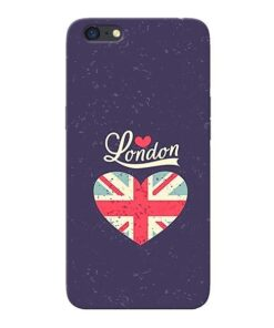 London Oppo A71 Mobile Cover