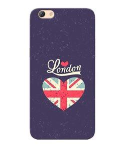 London Oppo F3 Mobile Cover